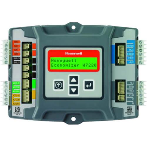 JADE Economizer Systems - Enthalpy w/ Black Motor Product Image