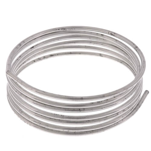 """72"""" Pilot Burner Tubing w/ (4) 1/8"""" Compression Fittings Product Image"""