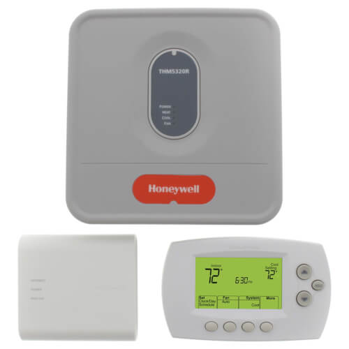 FocusPRO Programmable Thermostat Heat Pump Kit - Up to (3H/2C) Heat Pump/ (2H/2C) Conventional Product Image