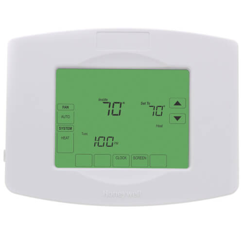 Z-Wave Programmable 3H/2C, Touchscreen Thermostat