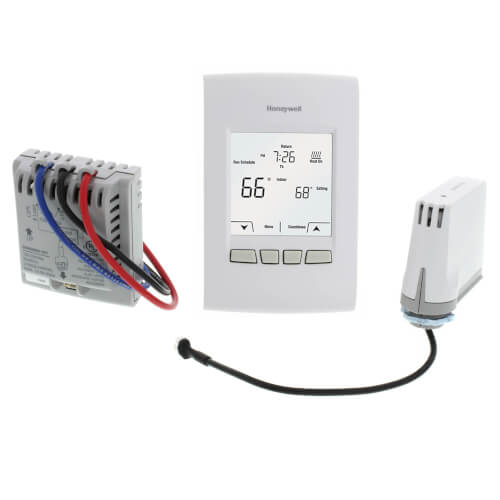 RedLINK EConnect Wireless Programmable/Non-Programmable Line Volt Thermostat Kit Product Image