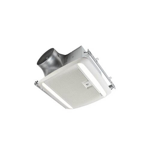 ZB110HL1 Ultra Green Series Multi-Speed, Humidity Sensing Ventilation Fan w/ Light Product Image