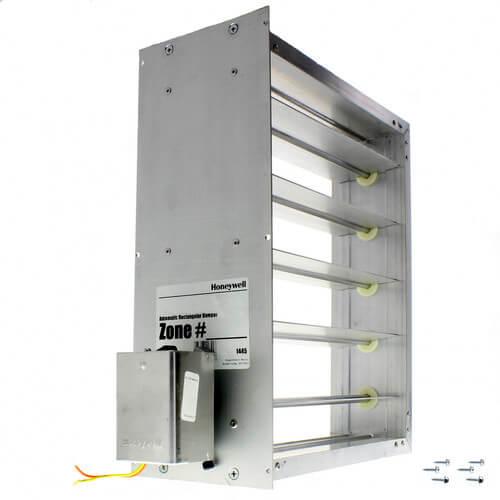 ZD10X20 - Honeywell ZD10X20 - 10 in  x 20 in  Rectangular