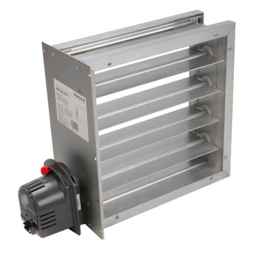 12 in. x 12 in. TrueZONE Square Parallel Blade Damper Product Image