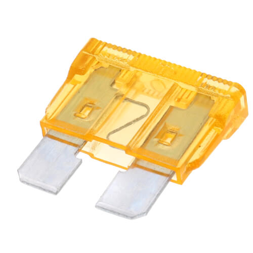 Fuses - Standard Size Plastic, 5 Amp (Pack of 25) Product Image
