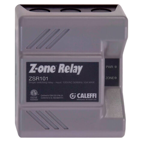 1 Zone Expandable Switching Relay w/ Priority Product Image