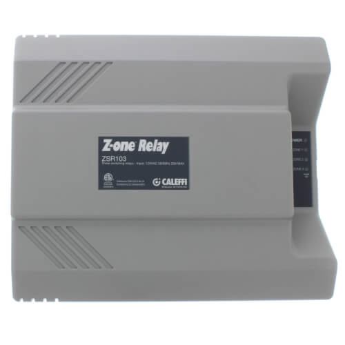 3 Zone Expandable Switching Relay w/ Priority Product Image