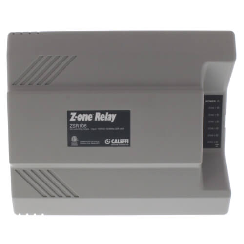 6 Zone Expandable Switching Relay w/ Priority Product Image