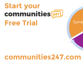Start your communities247 Free Trial