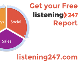 Get your Free listening247 Report