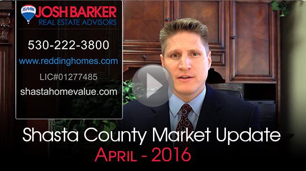 Shasta Couny Market Update