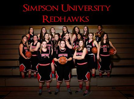Simpson University Women's Basketball