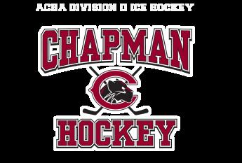 Chapman University Men's Ice Hockey