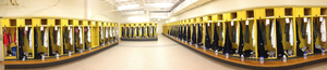 Story panoramic locker room