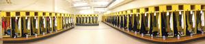 Story panoramic locker room