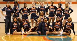 Brewton Parker College >> Brewton Parker College Women S Cheerleading Custom Profile