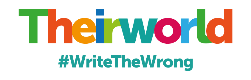Theirworld #WriteTheWrong