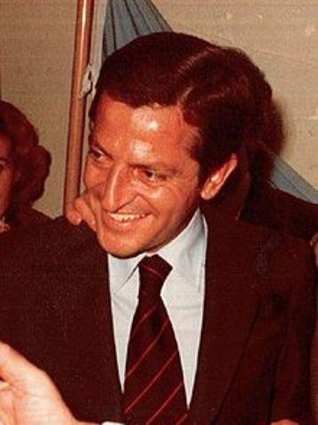 Presidencia Adolfo Suárez