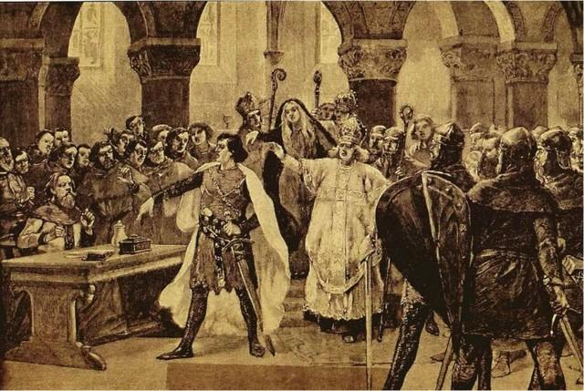 Henry IV's Excommunication