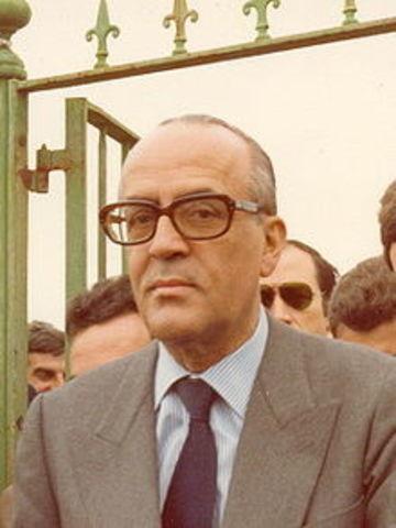 Presidencia Calvo-Sotelo