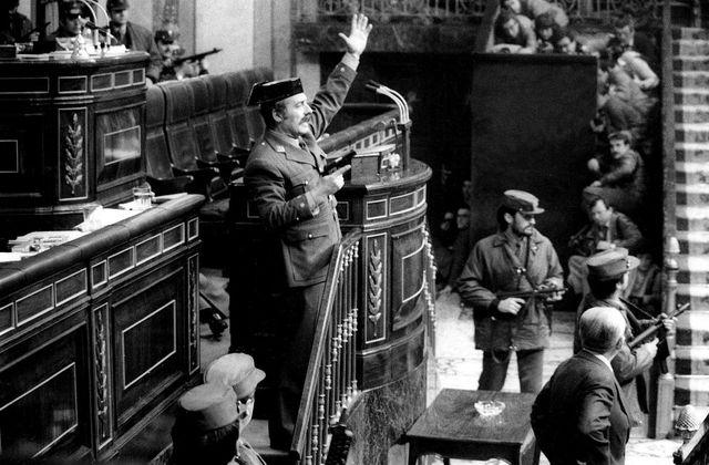 Golpe de Estado en España de 1981