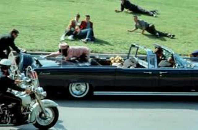 Assassination of J.F.K.