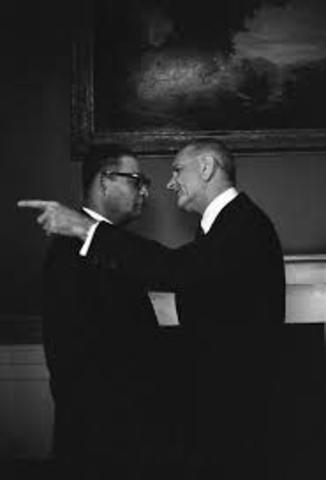 Ascendancy of Lyndon B. Johnson