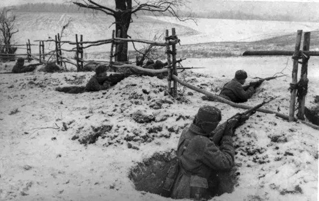 Russian Counteroffensive