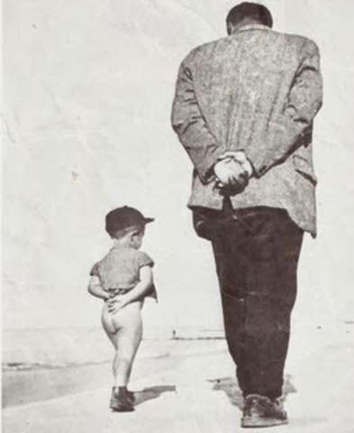 El niño como adulto pequeño