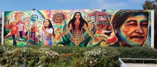 Chicano Mural Movement