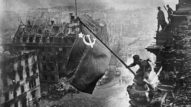 Soviets Surround Berlin