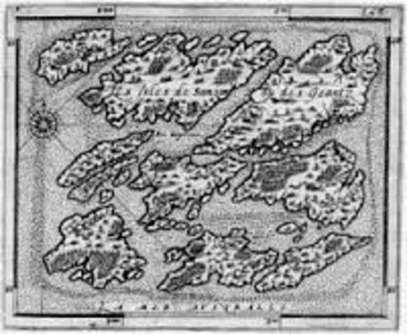 Descubrimiento de las Islas Malvinas