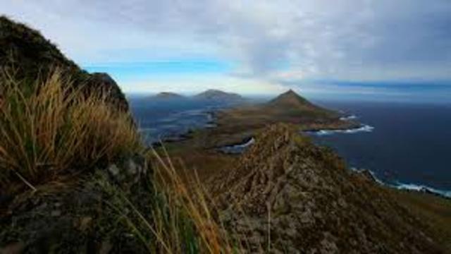 Pasaje como Falkland Channel