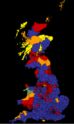 Labour elected