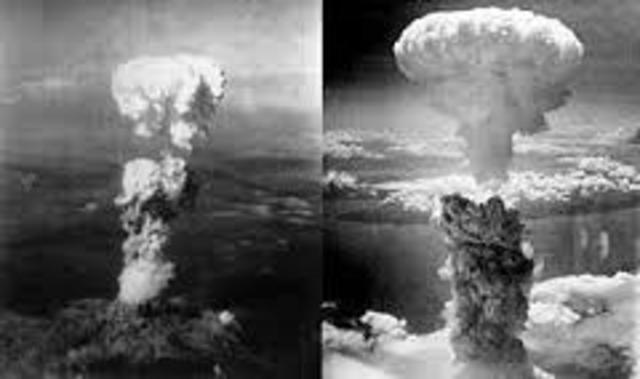U.S. Bombs Japan