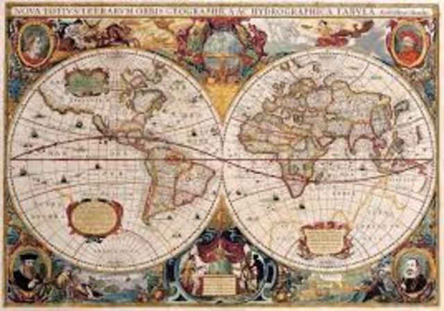Origem da Cartografia 1