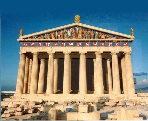 Arte na Grécia Antiga