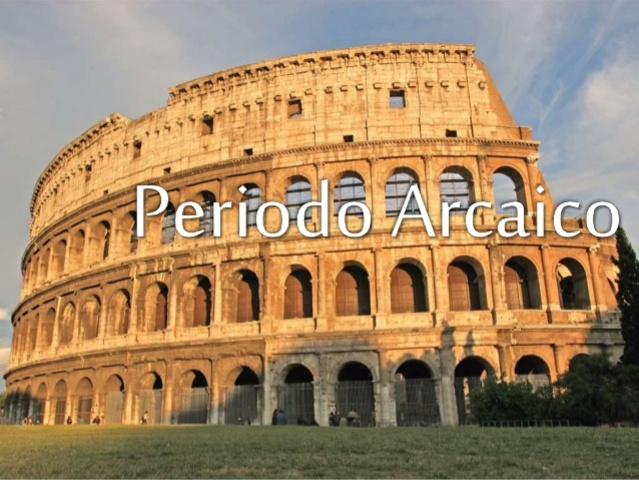 Período Arcaico 1