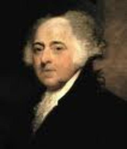 John Adams Administration