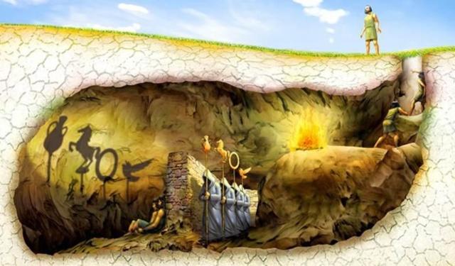 mito da caverna 1