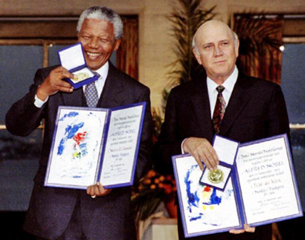 Win Nobel Peace Prize