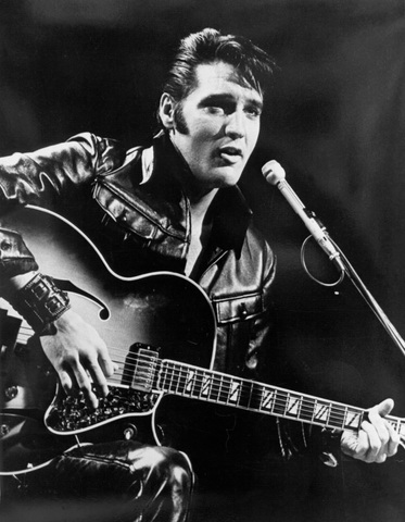 Elvis Presley's First Song
