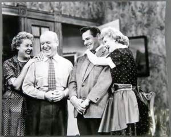"""""""I Love Lucy"""" First Aired"""