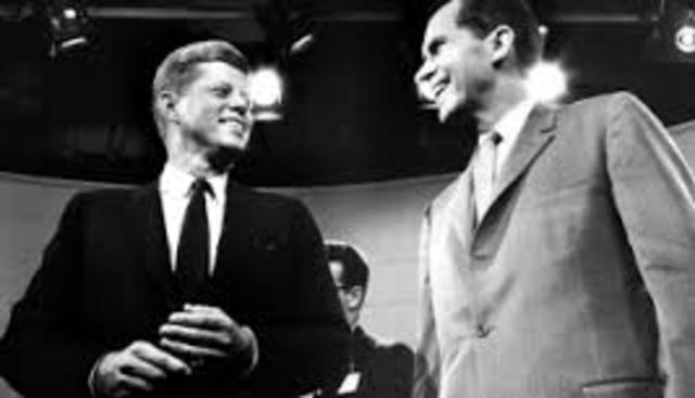 Nixon VS Kennedy Debates