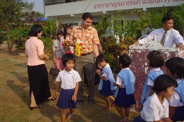 Establishment of Peace Corps
