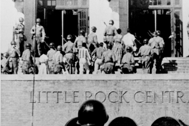 Little Rock Nine Incident