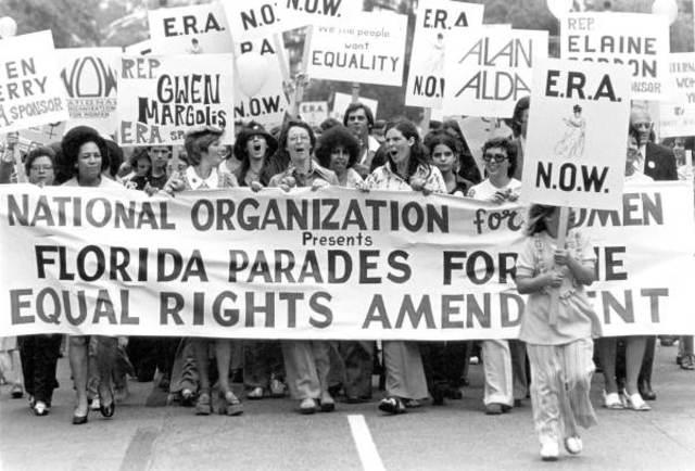 Equal Rights Amendment Declined