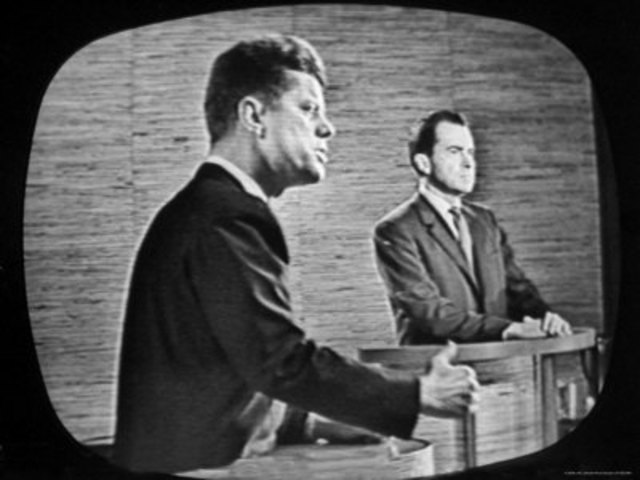Politics (Nixon & Kennedy)