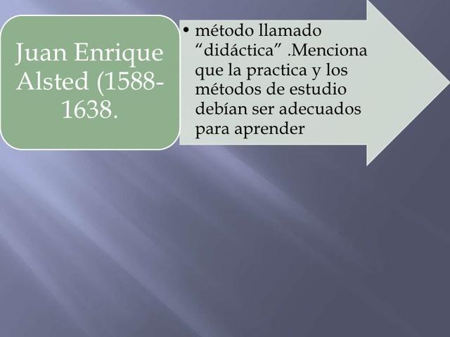 JUAN ENRIQUE ALSTED (1588-1638)
