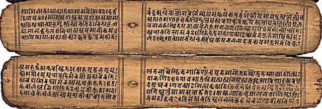 Aparición del sánscrito clásico